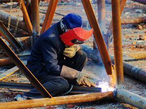建筑焊工1
