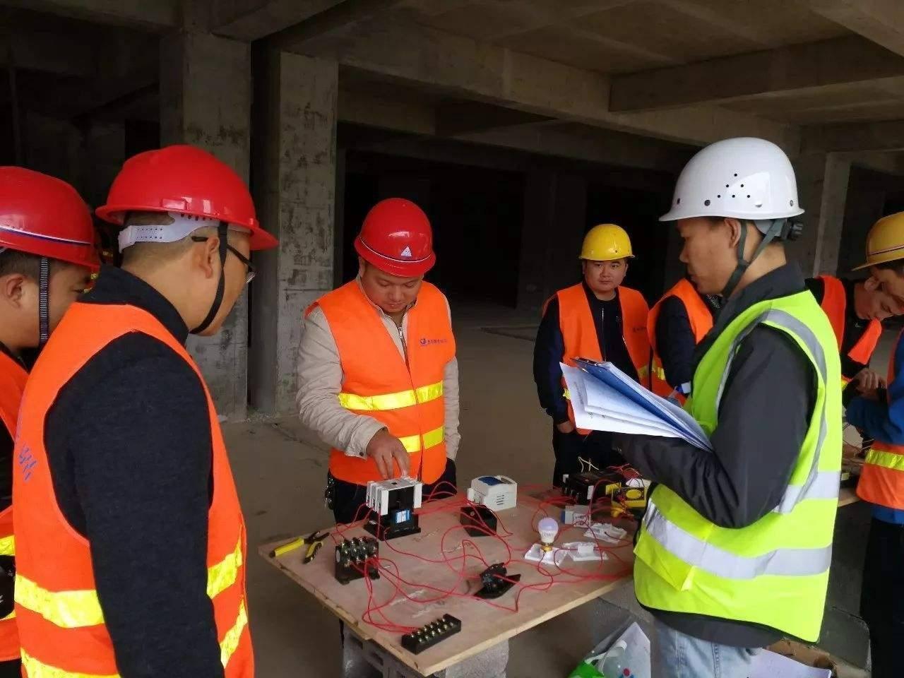 深圳建筑电工